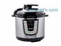 ihocon: MONOPRICE STRATA HOME ALL-IN-ONE POT 1000W ELECTRIC PRESSURE COOKER
