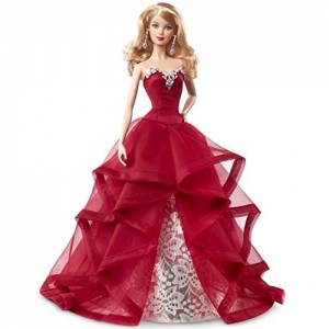 ihocon: Barbie Collector 2015 Holiday Doll, Blonde