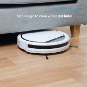 ihocon: ILIFE V3sPro Robotic Vacuum Cleaner With Power Suction Great for Pet Shedding 吸地機器人
