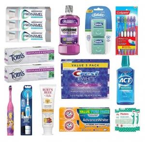 超讚! Amazon: 牙膏, 牙刷, 牙線, 漱口水…買$15立減$5