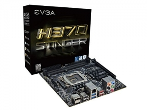 ihocon: EVGA H370 Stinger 111-CS-E371-KR LGA 1151 Intel H370 SATA 6Gb/s USB 3.1, mITX Intel Motherboard 主機板