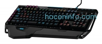 ihocon: Logitech G910 Orion Spark RGB Mechanical Gaming Keyboard – 9 Programmable Buttons, Dedicated Media Controls機械遊戲鍵盤