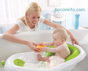 ihocon: Fisher-Price 4-in-1 Sling N Seat Tub, Multi color嬰兒浴盆