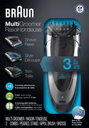 ihocon: Braun Trimmer 電動刮鬍/修容刀
