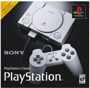 ihocon: Sony PlayStation Classic Retro Console with 20-Pre-Loaded Games