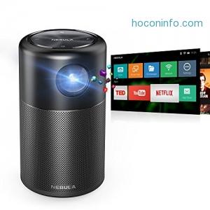 ihocon: Nebula 迷你智能投影機 Capsule Smart Mini Projector