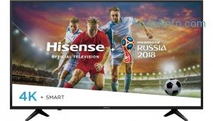 ihocon: Hisense 49 智能電視 class 4K (2160p) HDR Smart LED TV
