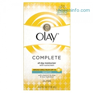 Olay日霜 Complete All Day Moisturizer SPF 15 $5.94(原價$12.99, 54% Off)