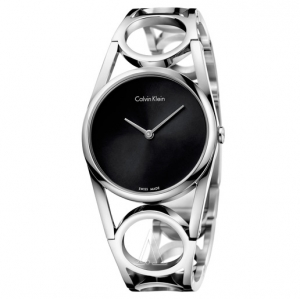 ihocon: Calvin Klein女錶 Round K5U2M141 Women's Watch