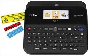ihocon: Brother P-touch Label Maker標籤機
