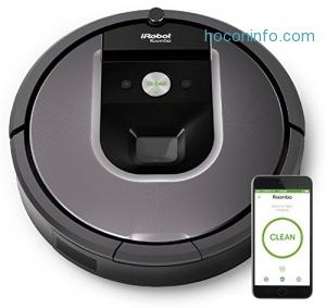 ihocon: iRobot Roomba 960 Robot Vacuum - Works with Alexa 吸地機器人