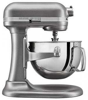 ihocon: KitchenAid KL26M1XSL Professional 6-Qt. Bowl-Lift Stand Mixer - Silver