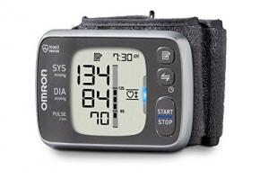 ihocon: Omron 7 Series Bluetooth Wireless Wrist Blood Pressure Monitor (100 Reading Memory)- Compatible with Alexa 歐姆龍7系列藍牙無線手腕血壓計