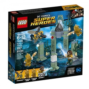 ihocon: LEGO Super Heroes 76085 Battle of Atlantis (197 Piece)