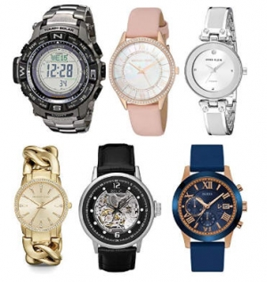 [Amazon 今日特賣] Casio, Michael Kors, Nine West, Puma, Guess…男錶及女錶高達5折特賣