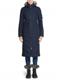 ihocon: WOMEN'S SUN VALLEY DOWN DUFFLE COAT - 2色可選