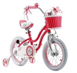 ihocon: Royalbaby Stargirl Girl's Bike, 14兒童腳踏車