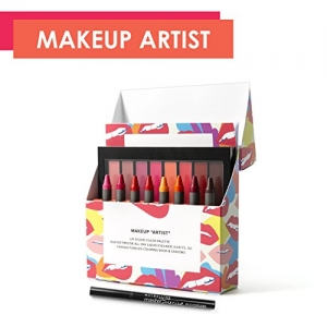 ihocon: Maybelline Limited-Edition Fundles Makeup Artist w/ Lip Studio, Eyestudio Master Precise All Day Eyeliner, Famous Fundles Coloring Book and Color Palette Crayons