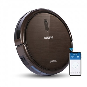ihocon: ECOVACS DEEBOT N79S Robot Vacuum Cleaner, Alexa Connectivity智能吸地機器人