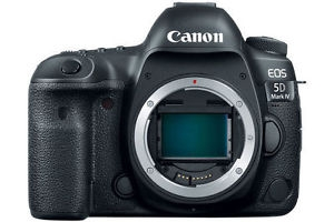 ihocon: Canon 5D Mark IV 30.4MP 全片幅單眼機身 DSLR Camera (Body Only)