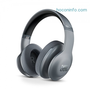 ihocon: JBL Everest 700 Wireless Bluetooth Around-Ear Headphones , Titanium (Certified Refurbished)