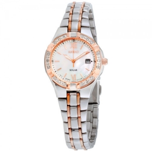 ihocon: Seiko Diamond Ladies Watch SUT146 精工女鑽錶