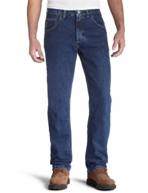 ihocon: Wrangler Men's Genuine Regular-Fit Jean 男士牛仔褲