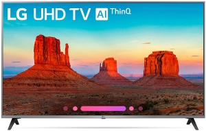 ihocon: LG 55UK7700PUD 55 Class 4K HDR Smart LED AI UHD TV w/ThinQ (2018 Model)