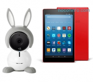 買NETGEAR Arlo智能嬰兒監看器就送Fire HD 8 16GB 8″ Tablet!!