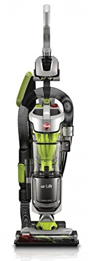 ihocon: Hoover Vacuum Cleaner Air Lift Deluxe Bagless Corded Upright Vacuum UH72511PC 無袋吸塵器