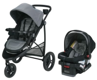 ihocon: Graco Modes 3 Essentials LX Infant Stroller & Baby Car Seat Lite Travel System (Palmer)