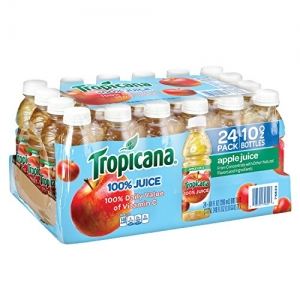 ihocon: Tropicana Apple Juice, 10 oz., 24 Count