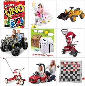 [Amazon今日特賣] Step2, Kidkraft, Radio Flyer…兒童玩具及車子 特價up to 35% off