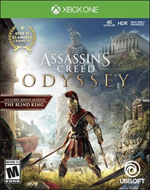 ihocon: Assassin's Creed Odyssey Standard Edition - Xbox One
