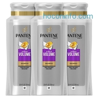 ihocon: Pantene Pro-V  Sheer  Volume Shampoo, 25.4 Fluid Ounce (Pack of 3)