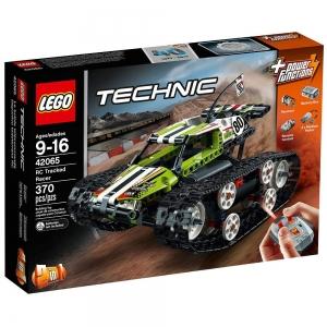 ihocon: LEGO Technic RC Tracked Racer 42065 Building Kit (370 Piece) 履帶式賽車(370件)
