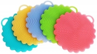 ihocon: INNERNEED Food-Grade Silicone Dishwashing Brush (5 mix color)矽膠洗碗刷
