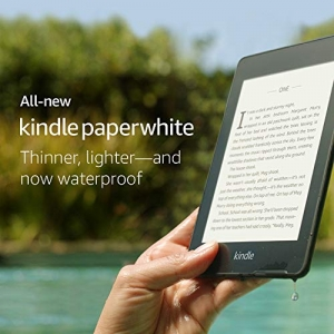 ihocon: All-new Kindle Paperwhite – Now Waterproof with 2x the Storage