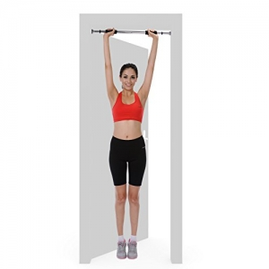ihocon: Sunny Health & Fitness Door Way Chin Up and Pull Up Bar