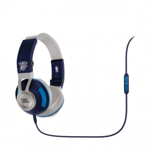 ihocon: Synchros S300 NBA Edition -Thunder Stylish Synchros on-ear stereo headphone立體聲耳機