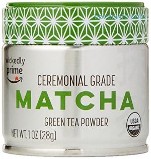 ihocon: Wickedly 日本有機抹茶粉 Prime Organic Matcha Green Tea Powder