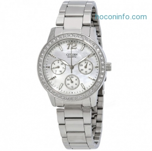 ihocon: Citizen Swarovski Crystals Ladies Watch ED8090-53D