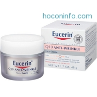 ihocon: Eucerin Sensitive Skin Experts Q10 Anti-Wrinkle Face Creme 1.7 Ounce