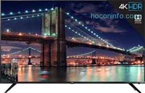 ihocon: TCL 65R617 65-Inch 4K Ultra HD Roku Smart LED TV (2018 Model)