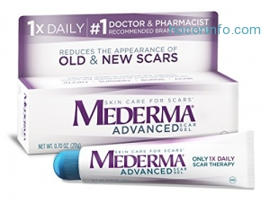 ihocon: Mederma Advanced Scar Gel-Reduces the Appearance of Old & New Scars - #1 Doctor & Pharmacist Recommended 去疤膏