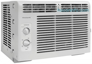 ihocon: Frigidaire FFRA0511R1 5, 000 BTU 115V Window-Mounted Mini-Compact Air Conditioner with Mechanical Controls窗型冷氣機
