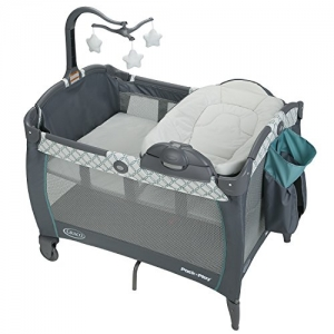 ihocon: Graco Pack 'n Play with Portable Napper & Changer LX, Merrick