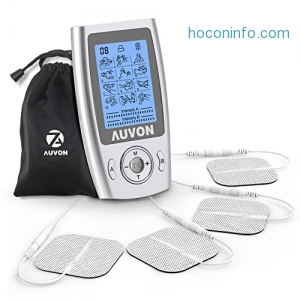 ihocon: AUVON Rechargeable TENS Machine充電式止痛儀