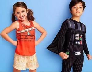 Disney兒童睡衣 全部25% off