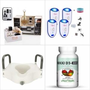 [Amazon折扣碼] 化妝品收納架, 超音波驅蟲/驅鼠器, 馬桶增高座, Vitamin D3  額外折扣!